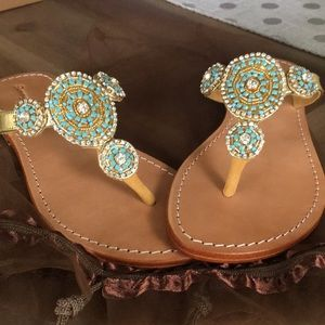 Tommy Bahama sandals